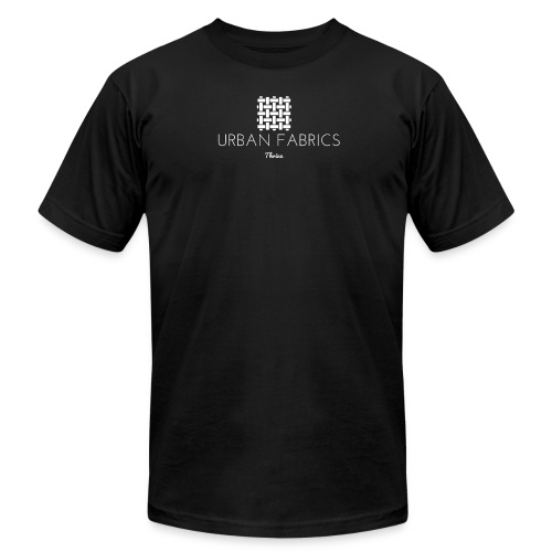 Urban Fabrics (WHT) - Men's  Jersey T-Shirt