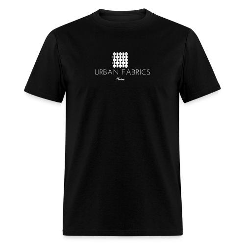 Urban Fabrics (WHT) - Men's T-Shirt