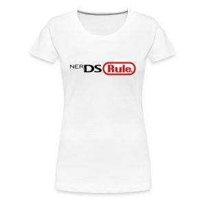 NerDS Rule. - WOMEN'S - Women's Premium T-Shirt