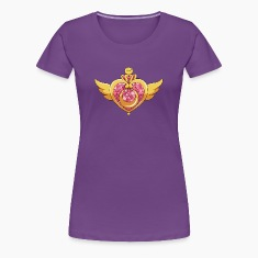 Sailor Moon Crisis Compact Shirt