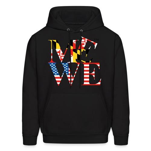 Me We Maryland Hoody - Men's Hoodie