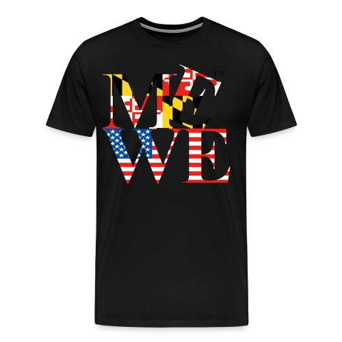 Me We Maryland Tee  - Men's Premium T-Shirt