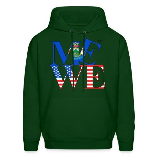 Me We Maine Hoody - Men's Hoodie