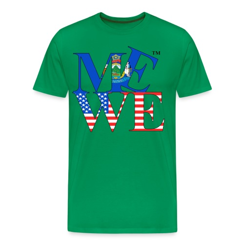 Me We Maine Tee  - Men's Premium T-Shirt