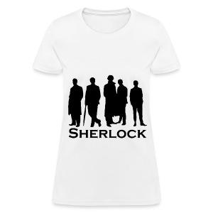 Sherlock Stamp - Women's T-Shirt