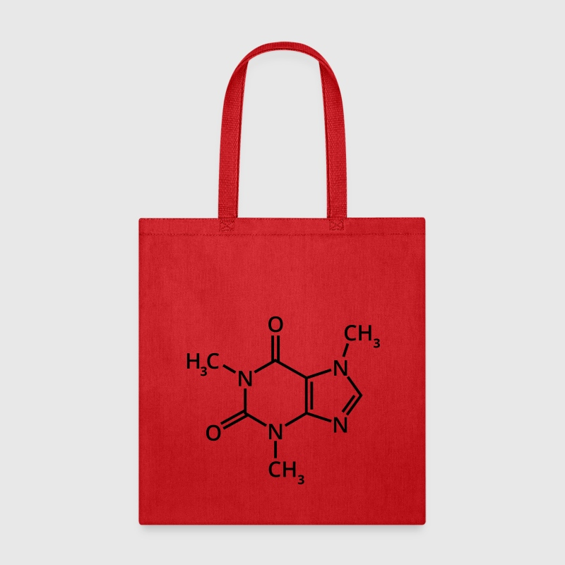 Coffee chemical formula chemistry espresso drink Bags & backpacks - Tote Bag