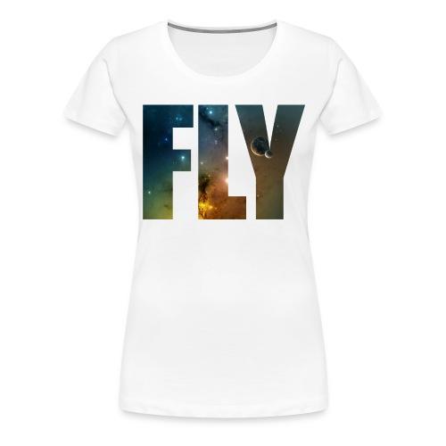 Womens FLY T - Women's Premium T-Shirt