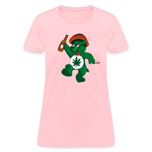 Good Times Bear - Women's T-Shirt