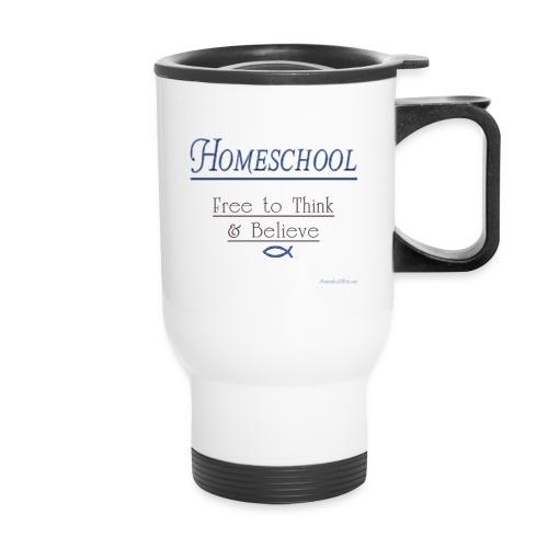 Homeschool Freedom - Travel Mug