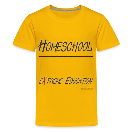 Extreme Education - Kids' Premium T-Shirt
