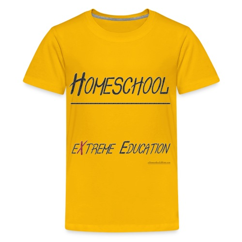Extreme Education - Kids' Premium T-Shirt