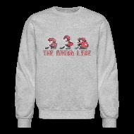 Long Sleeve Shirts ~ Crewneck Sweatshirt ~ Classic Grind Line Throwback