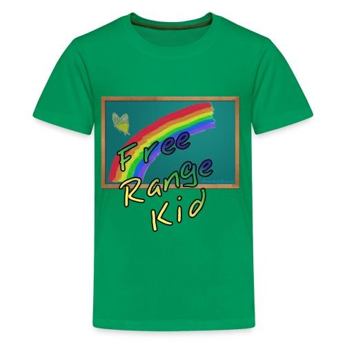 Free Range Kid - Kids' Premium T-Shirt