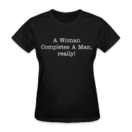 T-Shirts ~ Women's T-Shirt ~ The Real