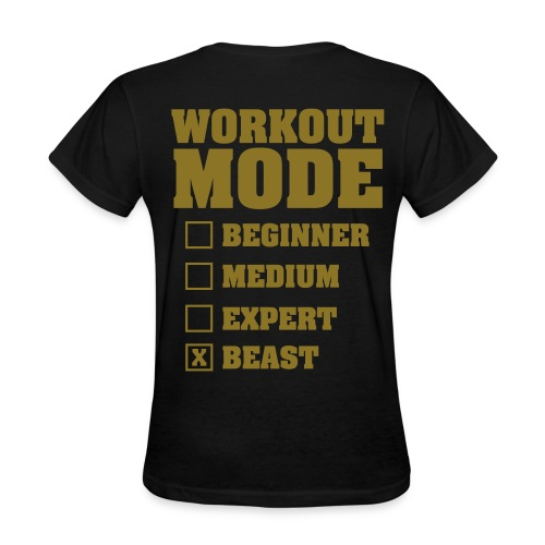 Women's T-Shirt - Crossfit