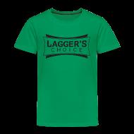 Baby & Toddler Shirts ~ Toddler Premium T-Shirt ~ LC Green Tee