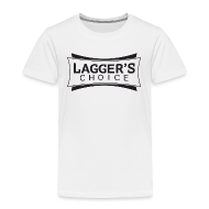Baby & Toddler Shirts ~ Toddler Premium T-Shirt ~ LC White Tee