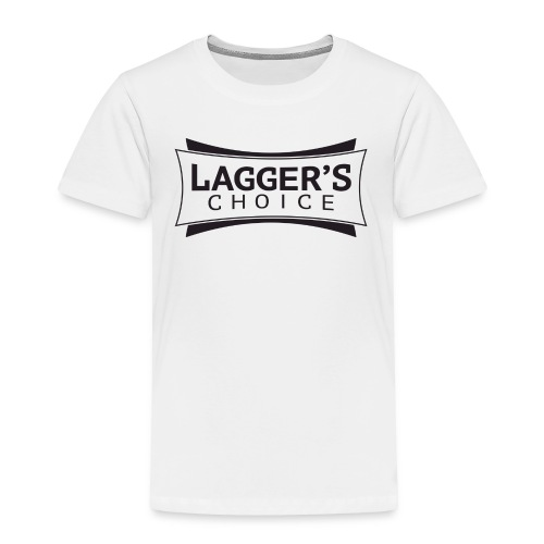 LC White Tee - Toddler Premium T-Shirt