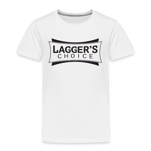 LC White Tee - Toddler Premium T-Shirt