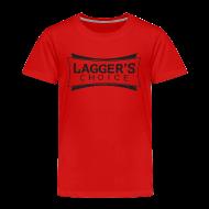 Baby & Toddler Shirts ~ Toddler Premium T-Shirt ~ LC Red Tee