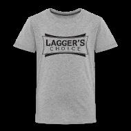 Baby & Toddler Shirts ~ Toddler Premium T-Shirt ~ LC Gray Tee