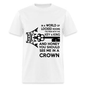 Sherlock Holmes - Moriarty Quote - Men's T-Shirt