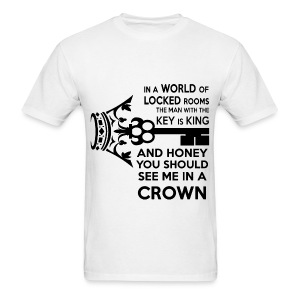 Sherlock Holmes - Moriarty Quote - Men's T-Shirt