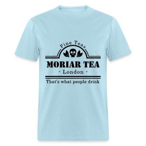 Sherlock Holmes - Moriar Tea - Men's T-Shirt
