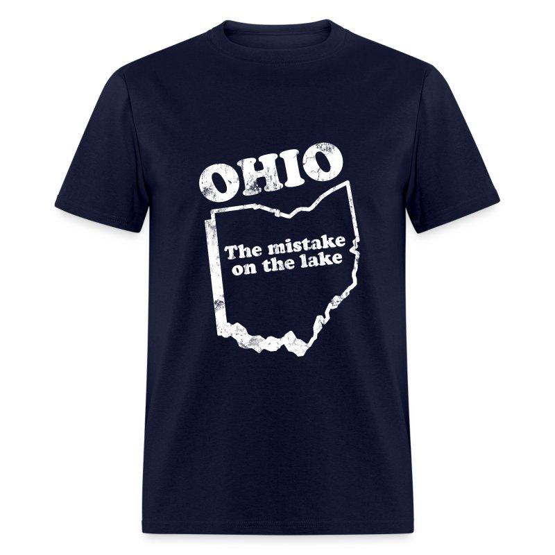Mistake on the Lake - Men's T-Shirt