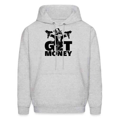 mostfly get money hoodie - Men's Hoodie