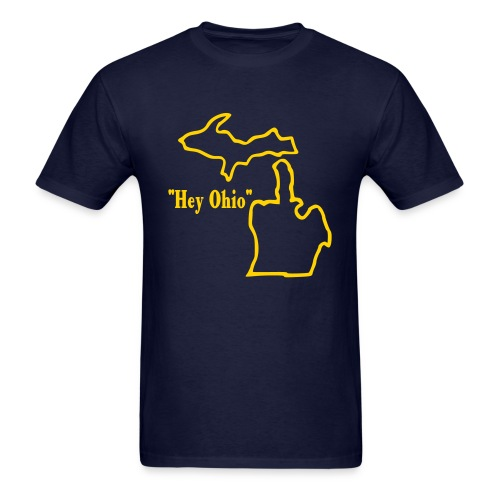 Hey Ohio - Men's T-Shirt