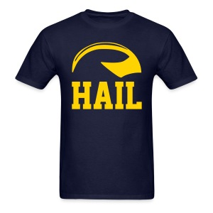 Hail - Men's T-Shirt