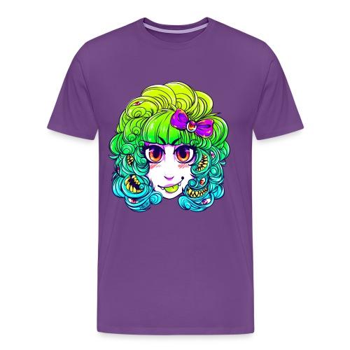 Cutie monster girl shirt - Men's Premium T-Shirt