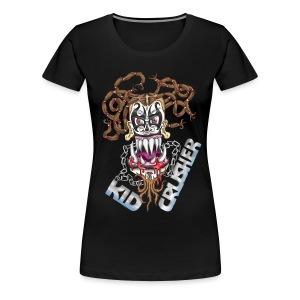 KidCrusher - Dogg - Women's Premium T-Shirt