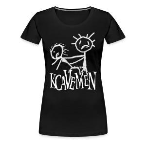 KcaveMen - Gondwanarape - Women's Premium T-Shirt