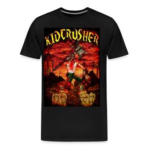 KidCrusher - Metal Murder 2 Apocalypse - Men's Premium T-Shirt