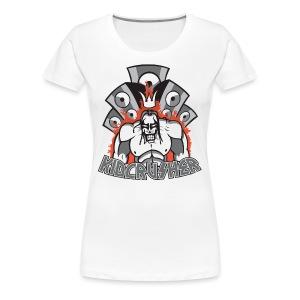 KidCrusher - Hungry Hulk - Women's Premium T-Shirt