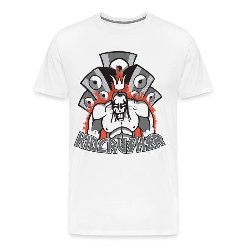 KidCrusher - Hungry Hulk - Men's Premium T-Shirt