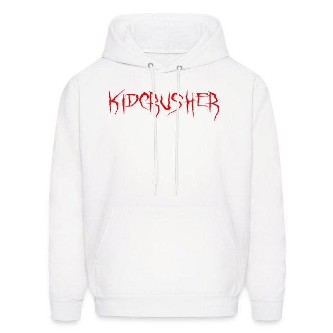 KidCrusher - White Logo