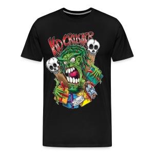 KidCrusher - Grinchmas - Men's Premium T-Shirt