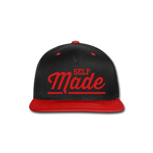Self Made Cap - Snap-back Baseball Cap