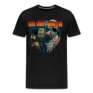 Dead Creeps Orchestra - Creeps - Men's Premium T-Shirt