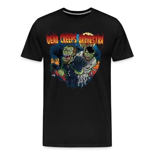 Dead Creeps Orchestra - Creeps - Men's Premium T-Shirt