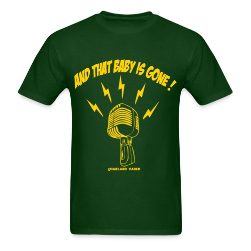 Gone! (mens) - Men's T-Shirt