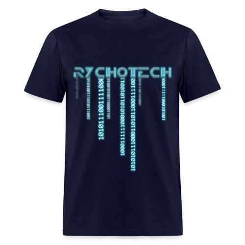 Rychotech Original (Blue) - Men's T-Shirt