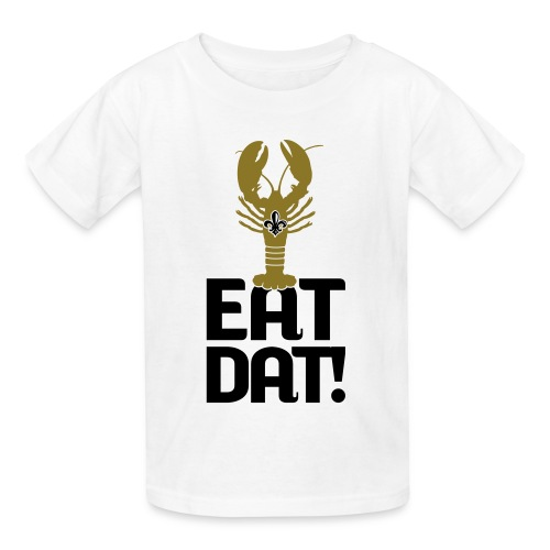 Eat Dat! - Kids - Kids' T-Shirt