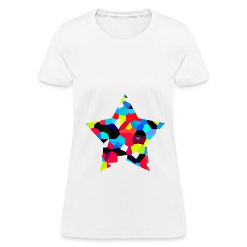 star spring crystal - Women's T-Shirt