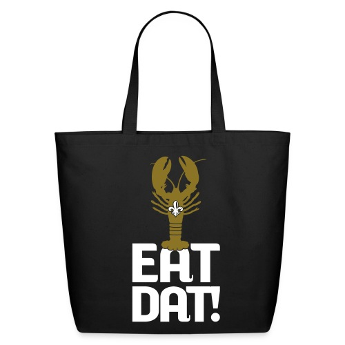 Eat Dat! - Kids - Eco-Friendly Cotton Tote