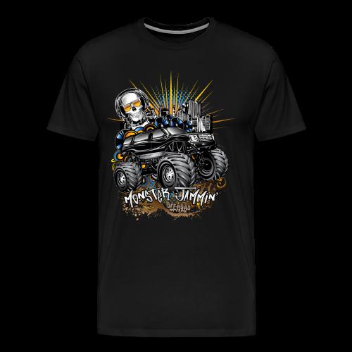 Monster Cadillac Escalade Shirt - Men's Premium T-Shirt