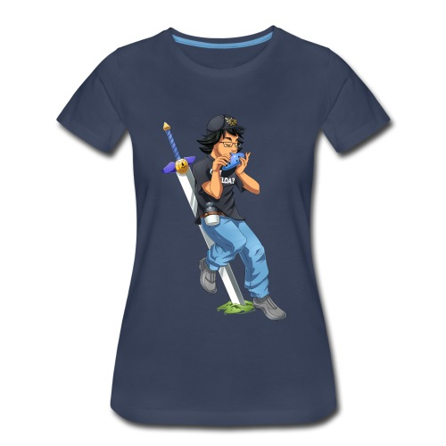 The ZeldaMaster T-Shirt - Women's Premium T-Shirt